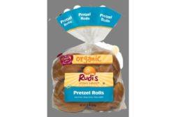 Rudi's Organic Bakery Pretzel Rolls