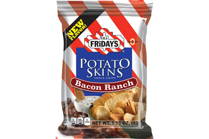 TGI Friday's Bacon Ranch Potato Skins