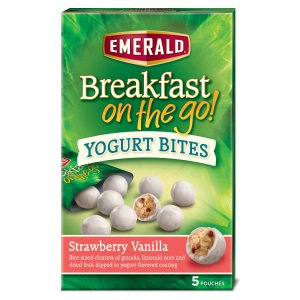 Emerald Breakfst on the go! Yogurt Bites