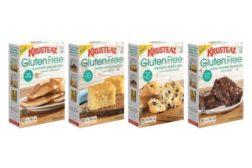 Krusteaz Gluten Free Baking Mixes