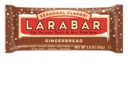 Larabar Gingerbread