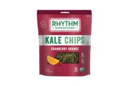 Rhythm Superfoods Orange Cranberry Kale Chips