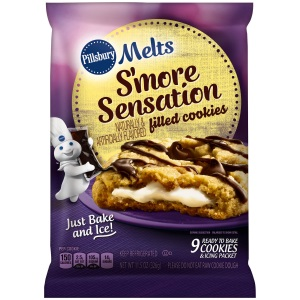 Pillsbury S'Mores Melts