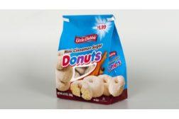 Little Debbie Cinnamon Sugar Bagged Mini Donuts