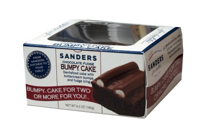 Sanders Bumpy Cake Delivery