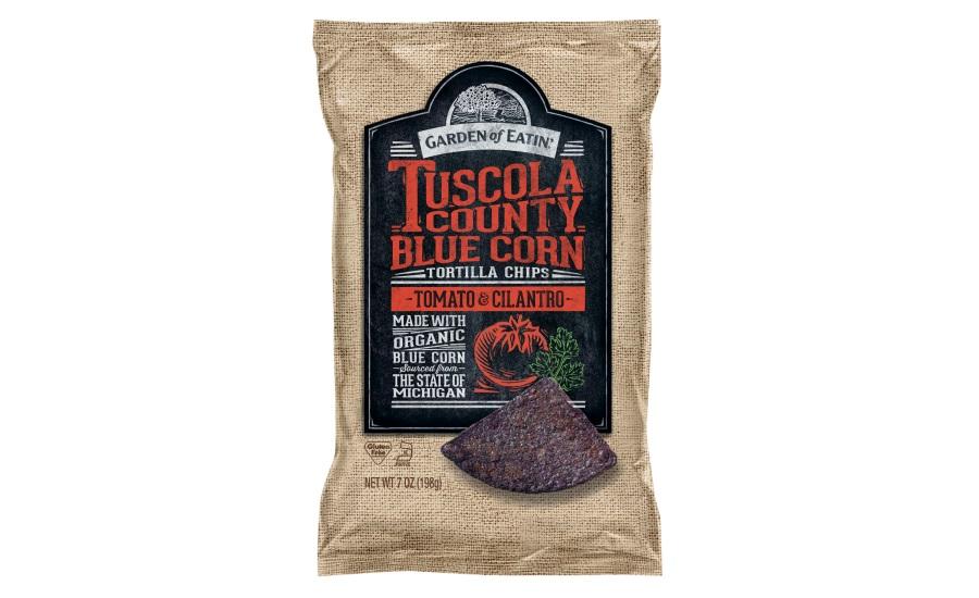 Garden of Eatin Tuscola County Blue Corn Tortilla Chips 2015 08