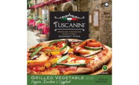 Tuscanini Handmade Roasted Vegetable Pizza