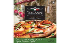 Tuscanini Handmade Roasted Vegetable Pizza