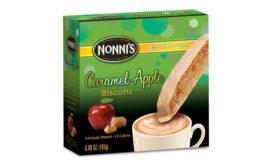 Nonni's Caramel Apple Biscotti