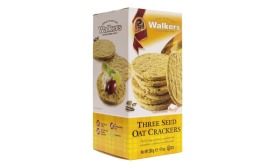 Walkers 3 Seed Oat Crackers