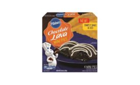 Pillsbury Mini Pies, Chocolate Lava