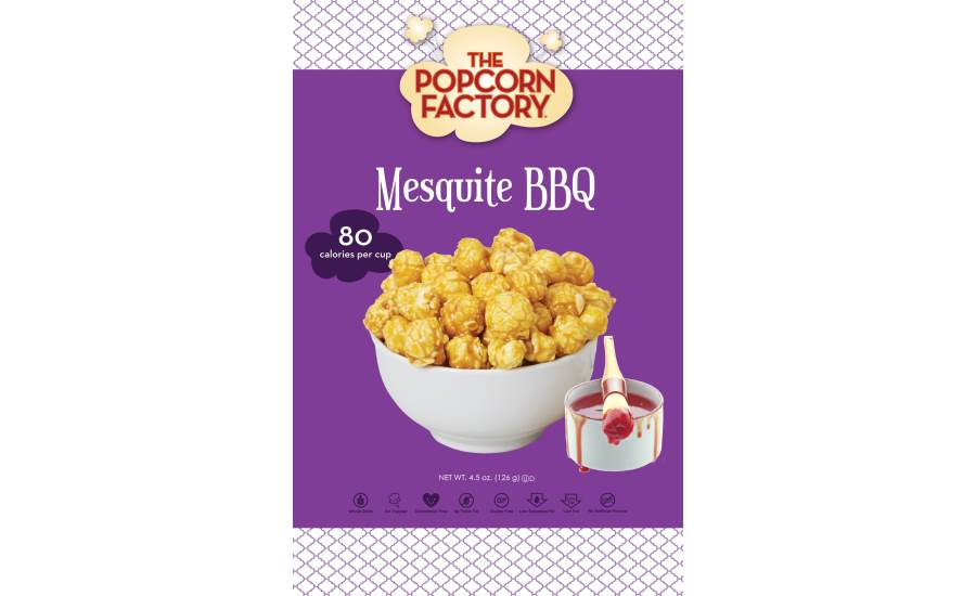 The Popcorn Factory Mesquite BBQ Popcorn