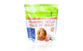 Sweetpea Strawberry Vanilla Organic Cookies