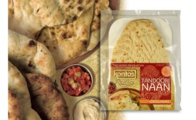 Kontos Rustics Collection Tandoori Naan