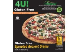 Better4U Sprouted Grains Pizza