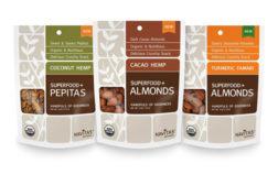 Navitas Naturals Superfood+ snack mixes