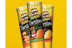 Zesty Salsa Pringles Tortillas