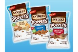 Snyder's of Hanover Pretzel Poppers