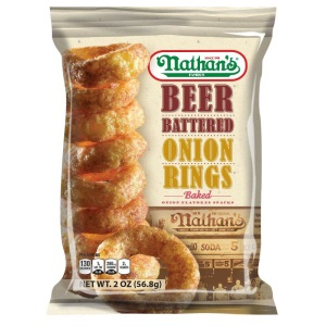 Nathan's Famous Beer Battered Onion Rings