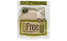 BFree Foods' BFree Wraps