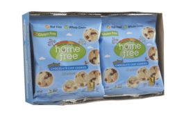 HomeFree Gluten Free Chocolate Chip Mini Cookies Multipack