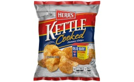 Herr's Old Bay Kettle Chips