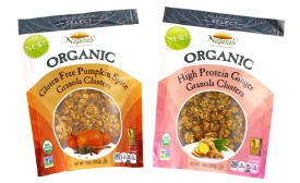 New England Natural Bakers Organic Select Granola Clusters