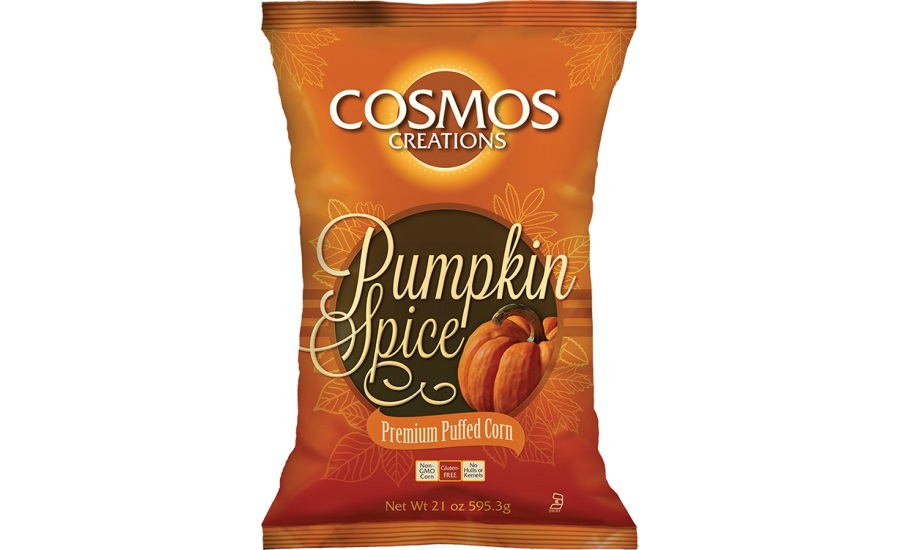 0 Shares Pumpkin Spice Everything