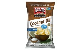 Coconut Oil Kettle Cooked Potato Chips