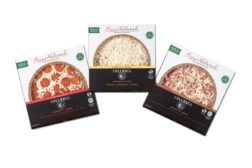 Columbus Foods' Pizza Naturale pizzas