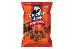 Cracker Jack Chocolate Peanut Butter Popcorn