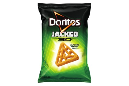 Doritos Jacked 3d Flavors
