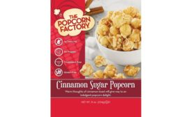 The Popcorn Factory Cinnamon Sugar Popcorn