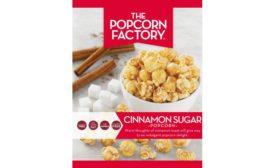 The Popcorn Factory Cinnamon Sugar Popcorn