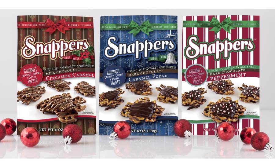 Limited edition holiday Snappers