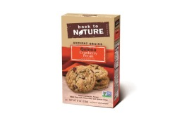 Back to Nature Quinoa Cranberry Pecan Cookies