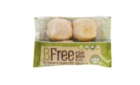 BFree Foods' Soft White Rolls