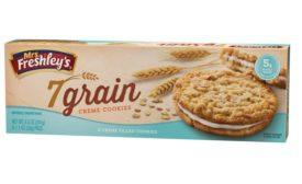 Mrs. Freshley's 7 Grain Crème Cookies