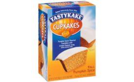 Tastykake Pumpkin Spice Cupkakes