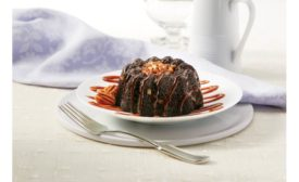 Bistro Collection Individual Bundt Cake from Tyson Food Service