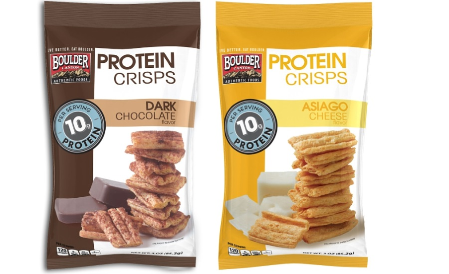 Boulder Canyon Foods Protein Crisps