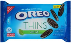 OREO Thins Mint Creme