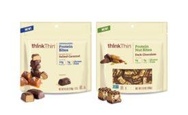 thinkThin Protein and Protein Nut Bites