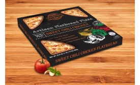 Family Finest Artisan Flatbread Pizza