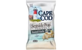 Cape Cod Seaside Pop Roasted Black Garlic Popcorn