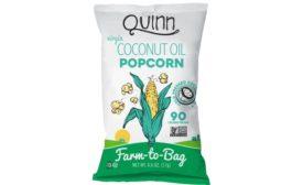 Quinn coconut oil popcorn