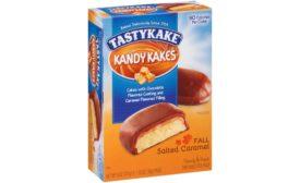 Tastykake salted caramel Kandy Kake