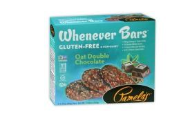 Pamelas Oat Double Chocolate bars