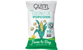 Quinn coconut oil popcorn