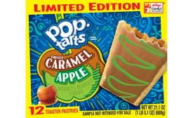 Pop Tarts Caramel Apple